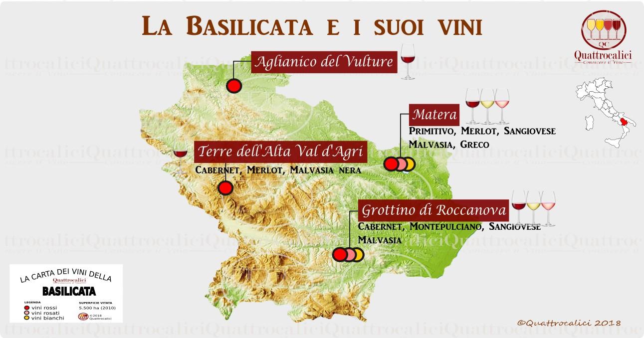 basilicata vini