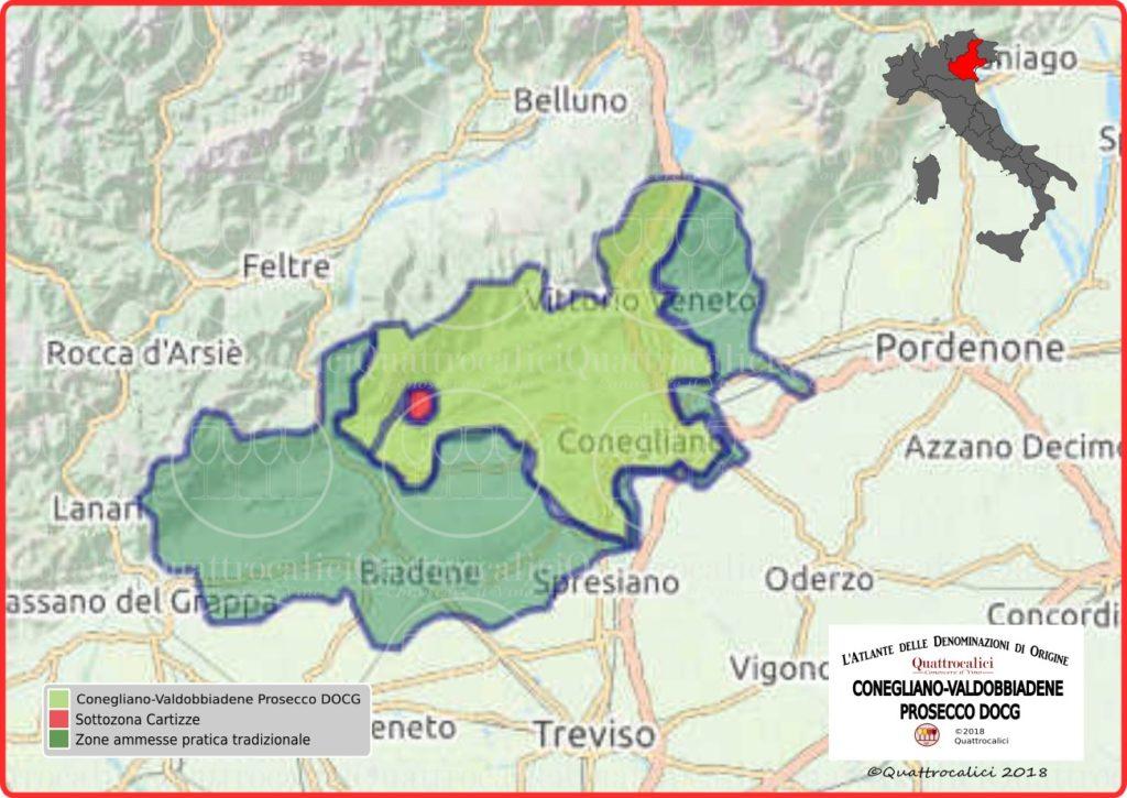 conegliano-valdobbiadene-cartina