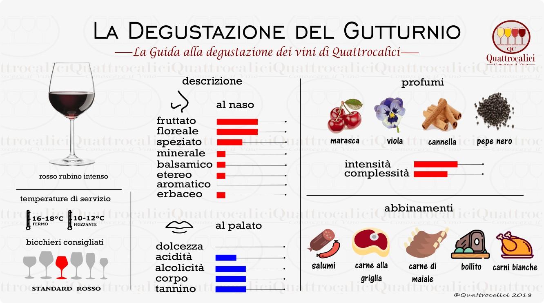 gutturnio degustazione vini