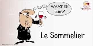 il sommelier professione