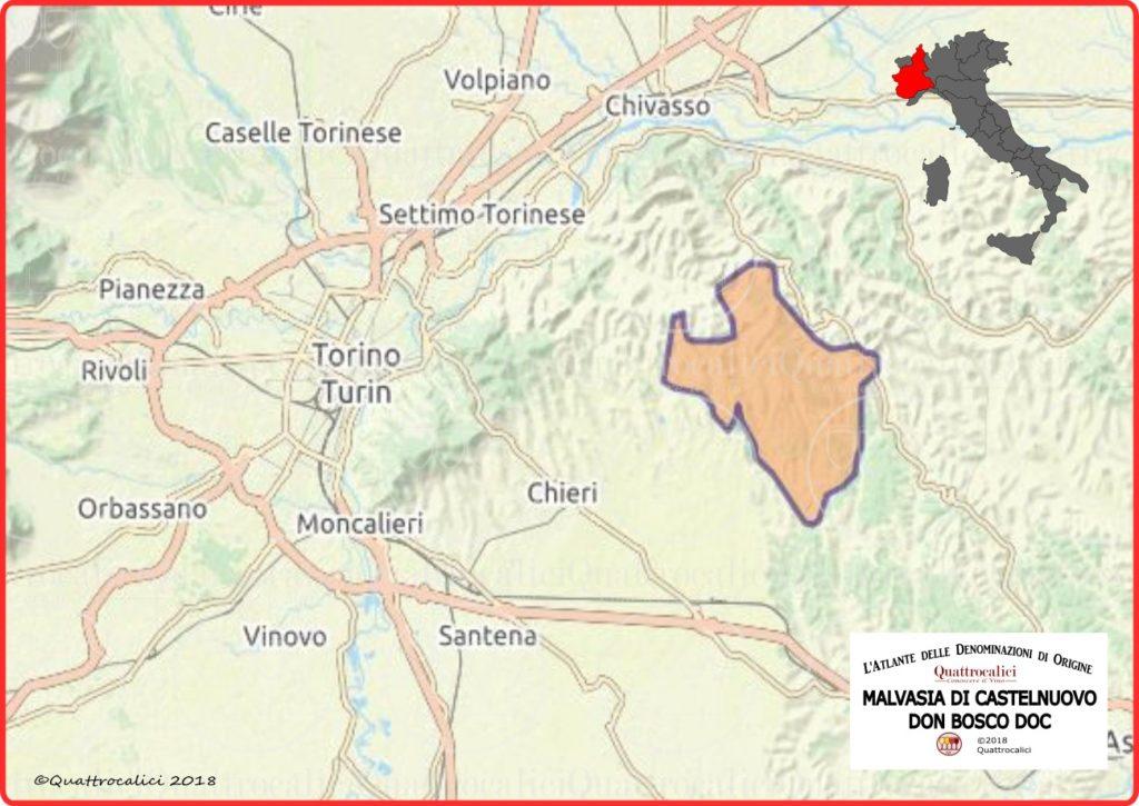 malvasia-castelnuovo-don-bosco-doc denominazione