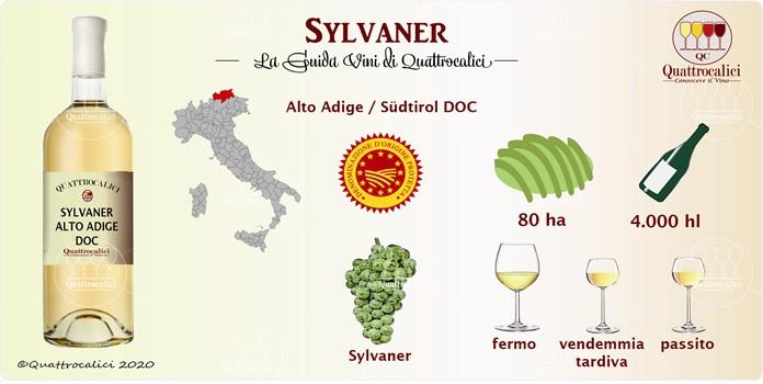 sylvaner guida vini
