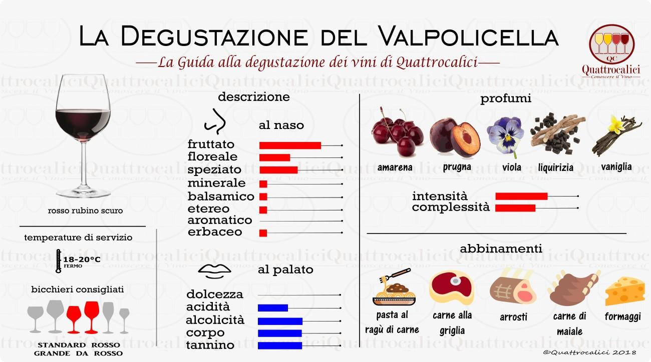 valpolicella degustazione vino
