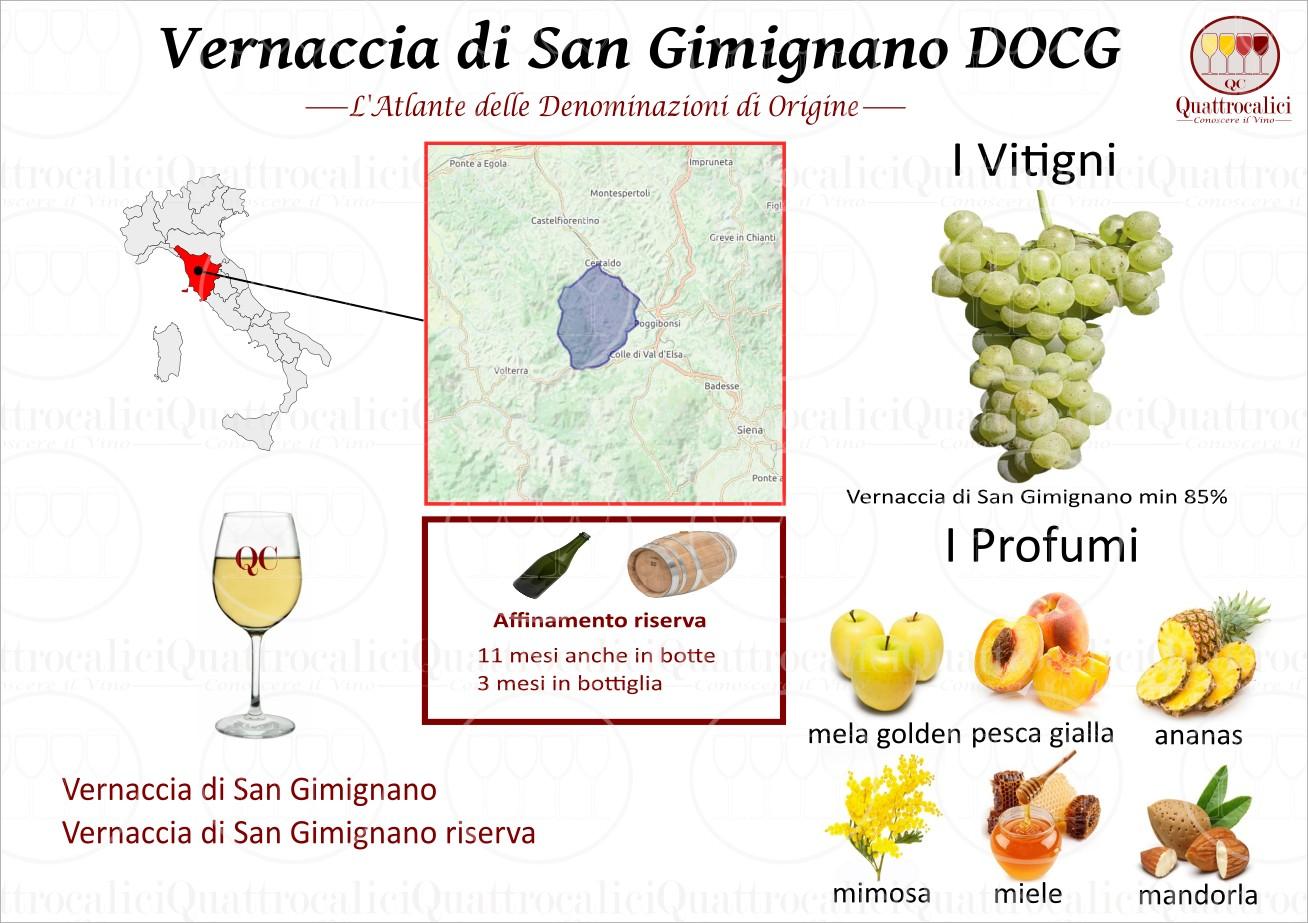 Risultati immagini per logo vernaccia docg