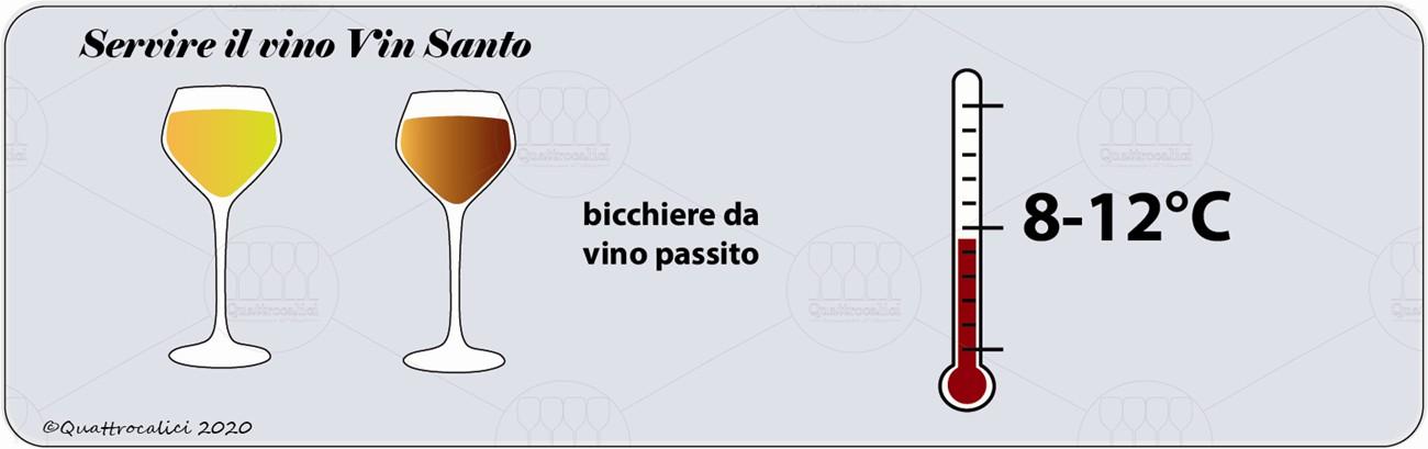 vin santo degustazione servizio