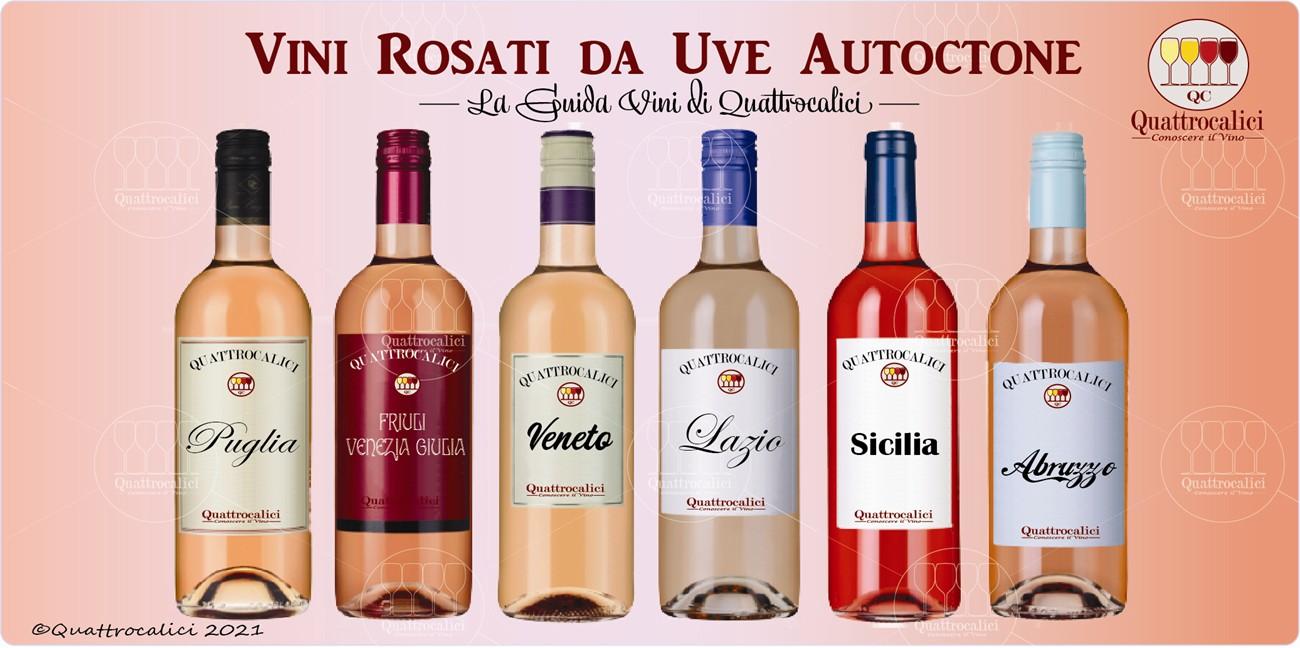 vini rosati autoctoni guida vini