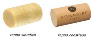 tappi sintetici e coestrusi
