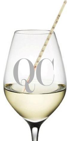 temperatura servizio vini bianchi