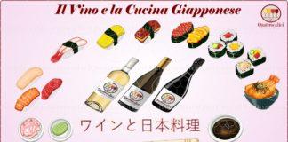 vino e cucina giapponese