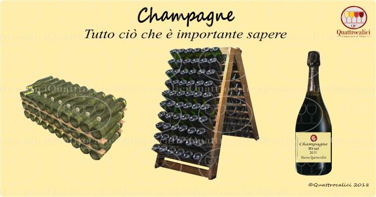 champagne - conoscere il vino