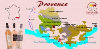 la Provenza e i suoi vini