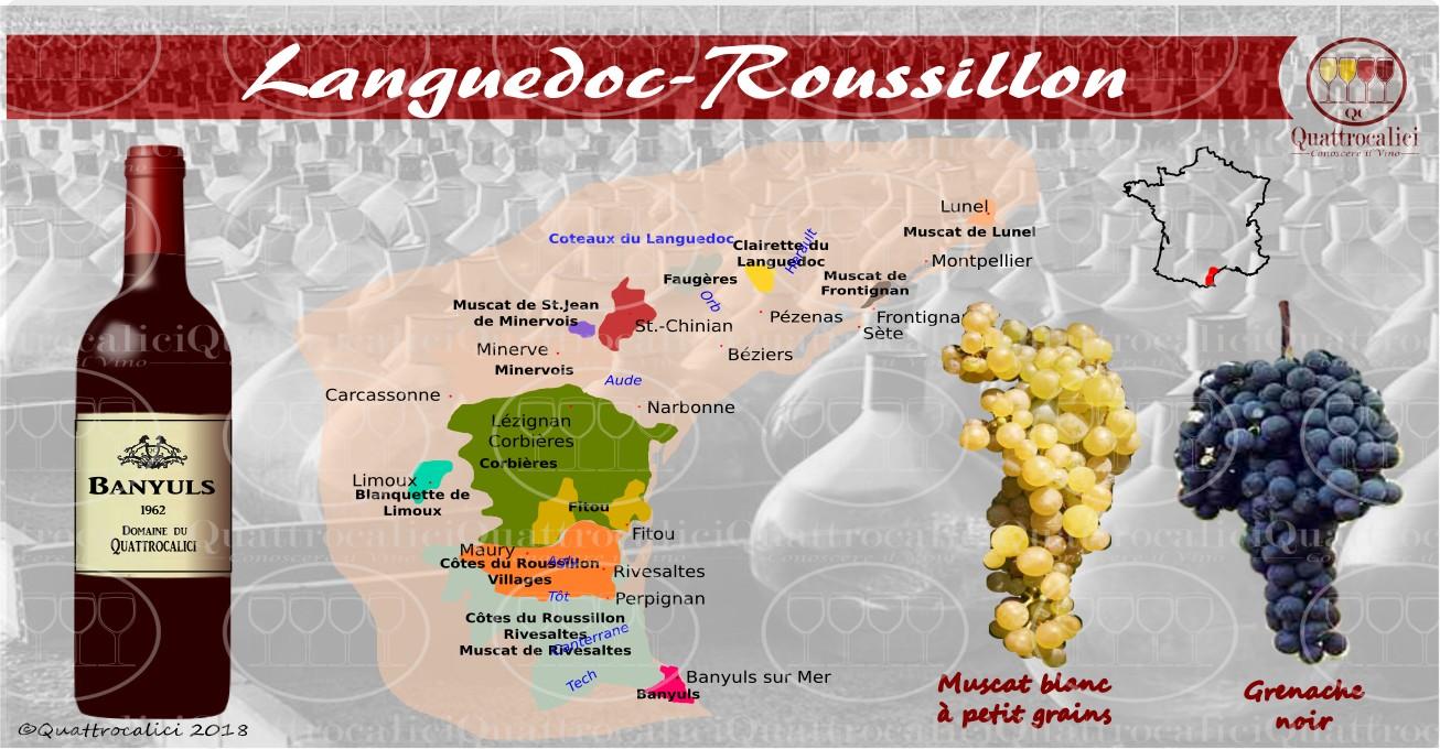 languedoc-roussillon vini