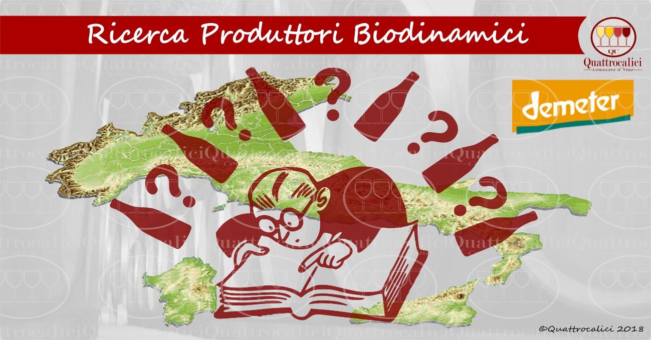 produttori vino biodinamici