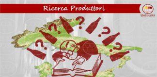 ricerca produttori vino
