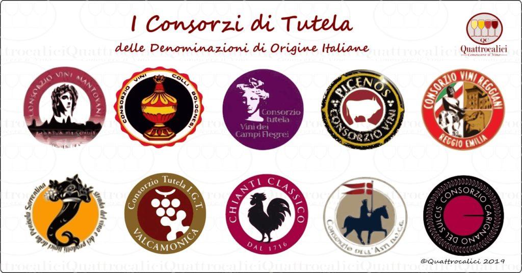 I Consorzi di Tutela delle Denominazioni Italiane