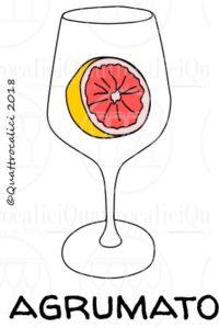 vino agrumato