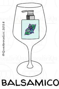 vino balsamico