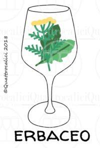 vino erbaceo