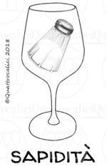 sapidità del vino