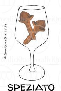 vino speziato
