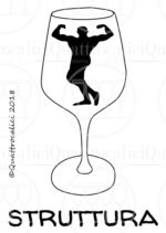 struttura del vino