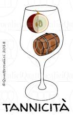 tannicità del vino