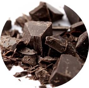 Il profumo di cioccolato fondente nel vino