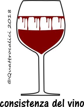 La consistenza del vino