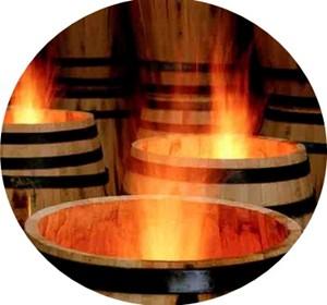 Il profumo di legno tostato nel vino