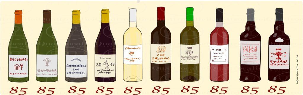 giudicare i vini
