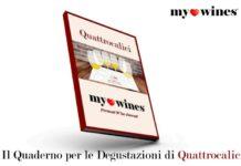 My Wines Quaderno di degustazione vini