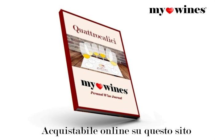 My Wines - Quaderno di Degustazione