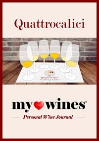 my wines quaderno di degustazione
