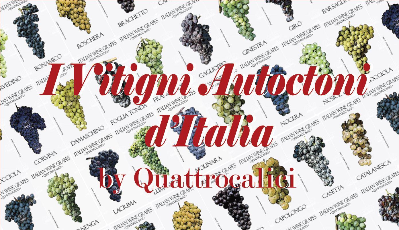 vitigni autoctoni italiani