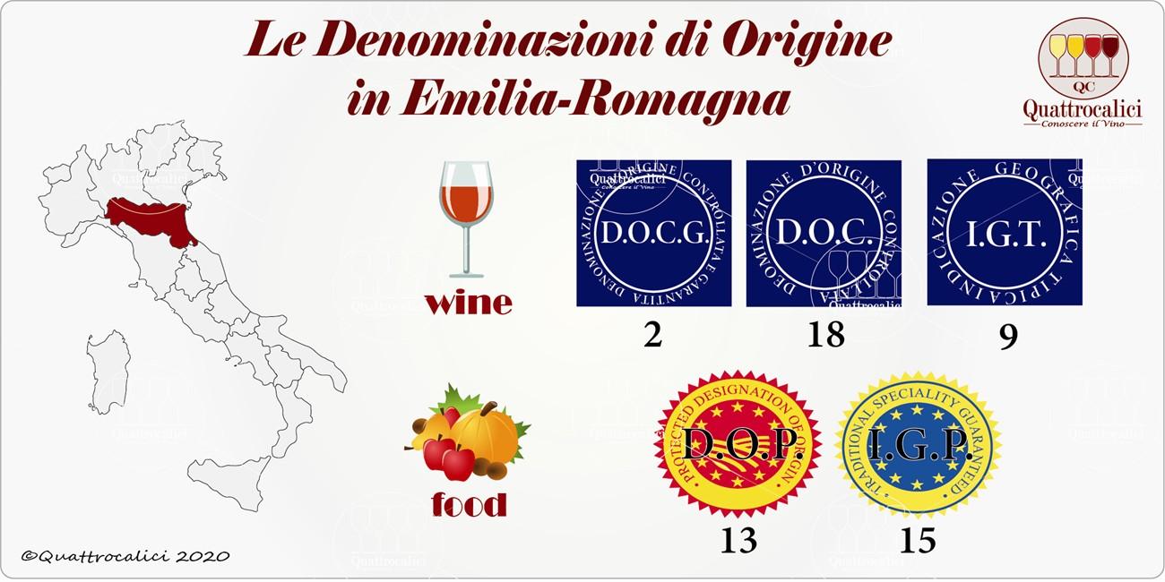 emilia-romagna denominazioni