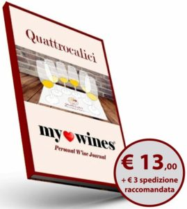 my wines acquista quaderno degustazione