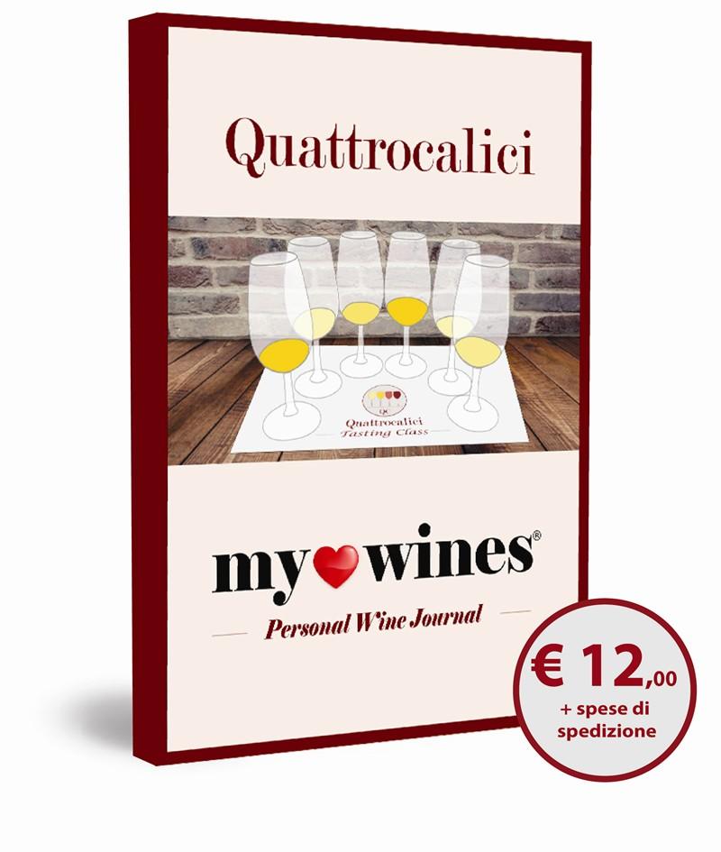 my wines quaderno degustazione