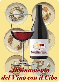 Abbinamento dei vini - Il Corso sul Vino di Quattrocalici