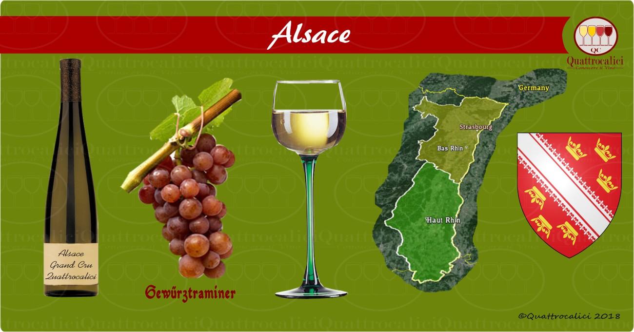 L'Alsazia e il vino
