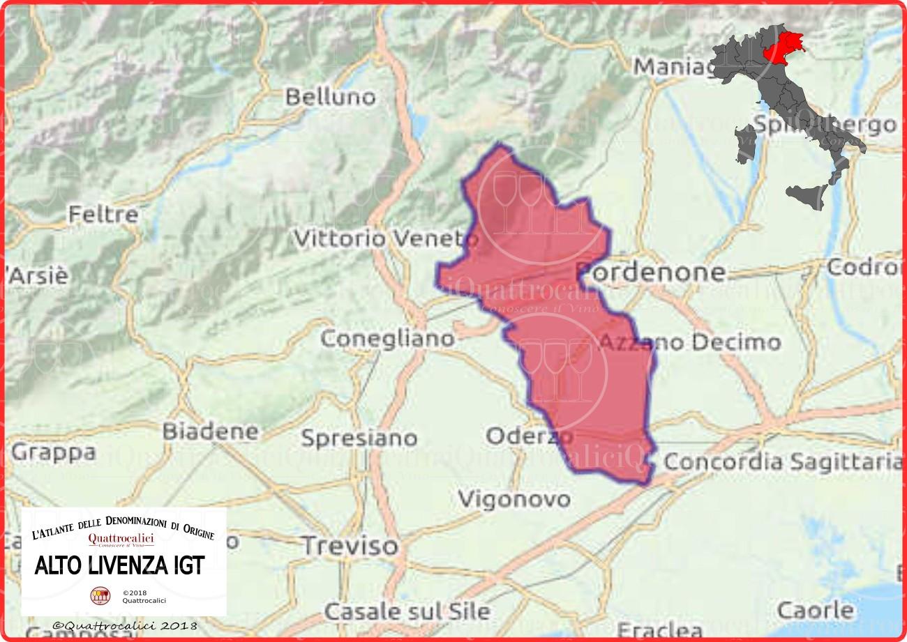 alto-livenza-igt-cartina