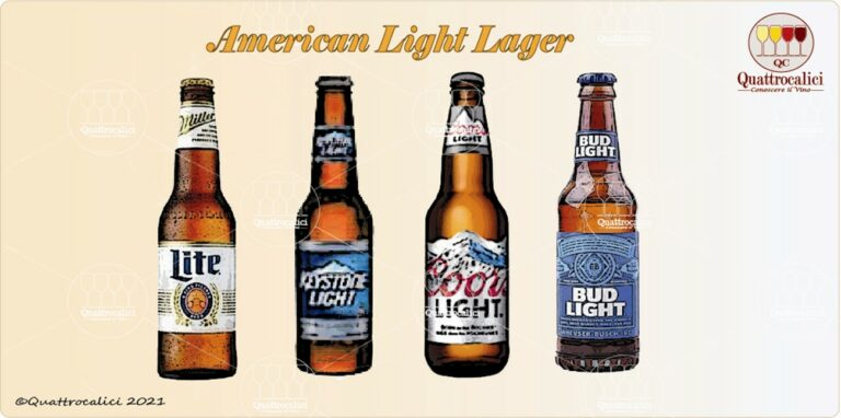 american light lager beers