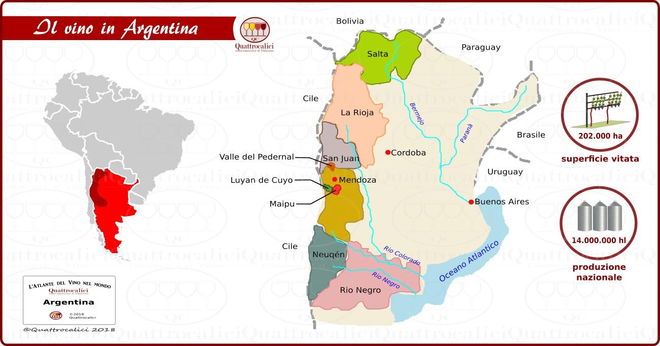 Il vino in Argentina
