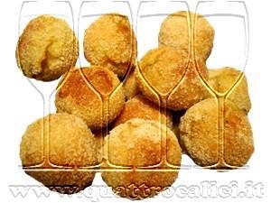 Bocconcini di gamberetti