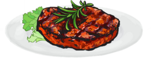 Portate a base di carne arrosto o alla griglia