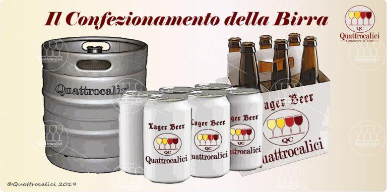 confezionamento birra