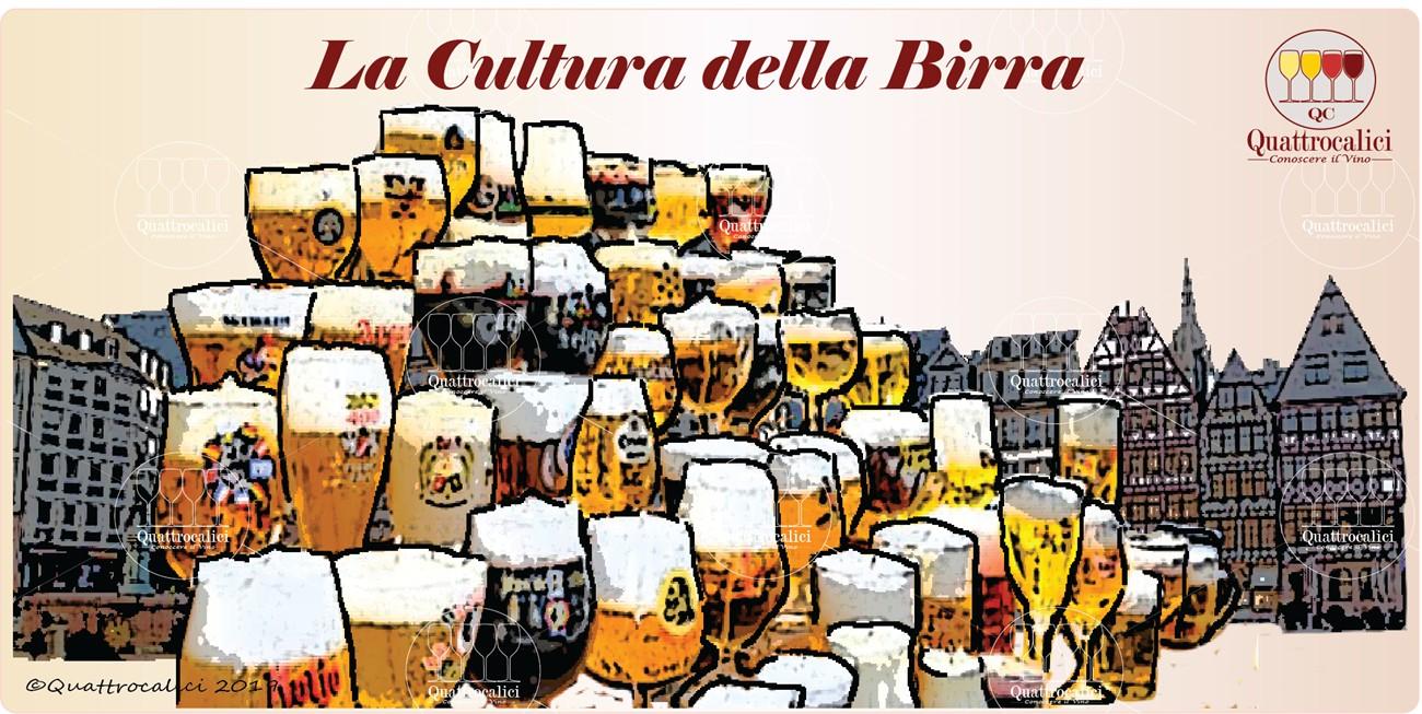 la cultura della birra