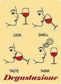 Degustazione del vino - Il Corso sul Vino di Quattrocalici