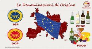 Le Denominazioni di Origine