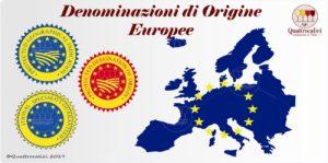 denominazioni origine europa
