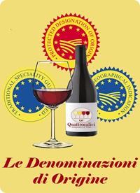 Le denominazioni di origine del vino - Il Corso sul Vino di Quattrocalici